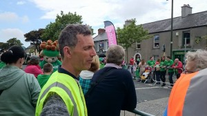 Greg Reddin on Rás Day