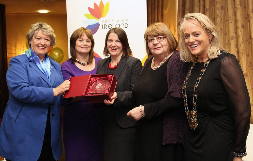 Age Friendly Environment Award SKERRIES