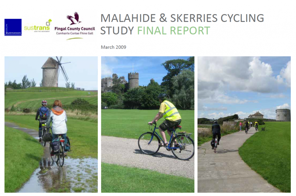 Sustrans Study cover