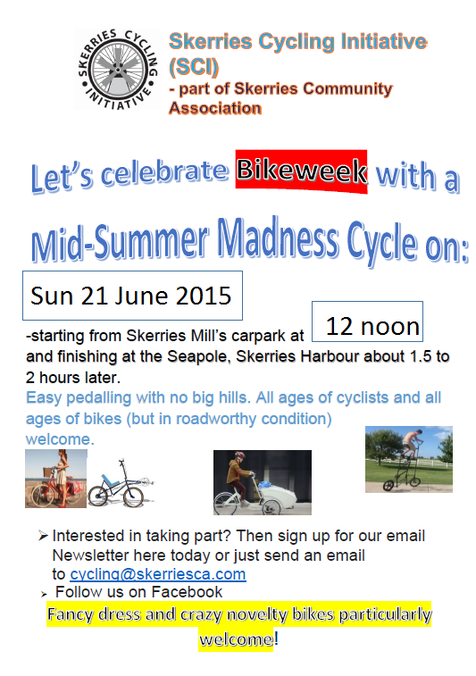 MidSummer Cycle 2015