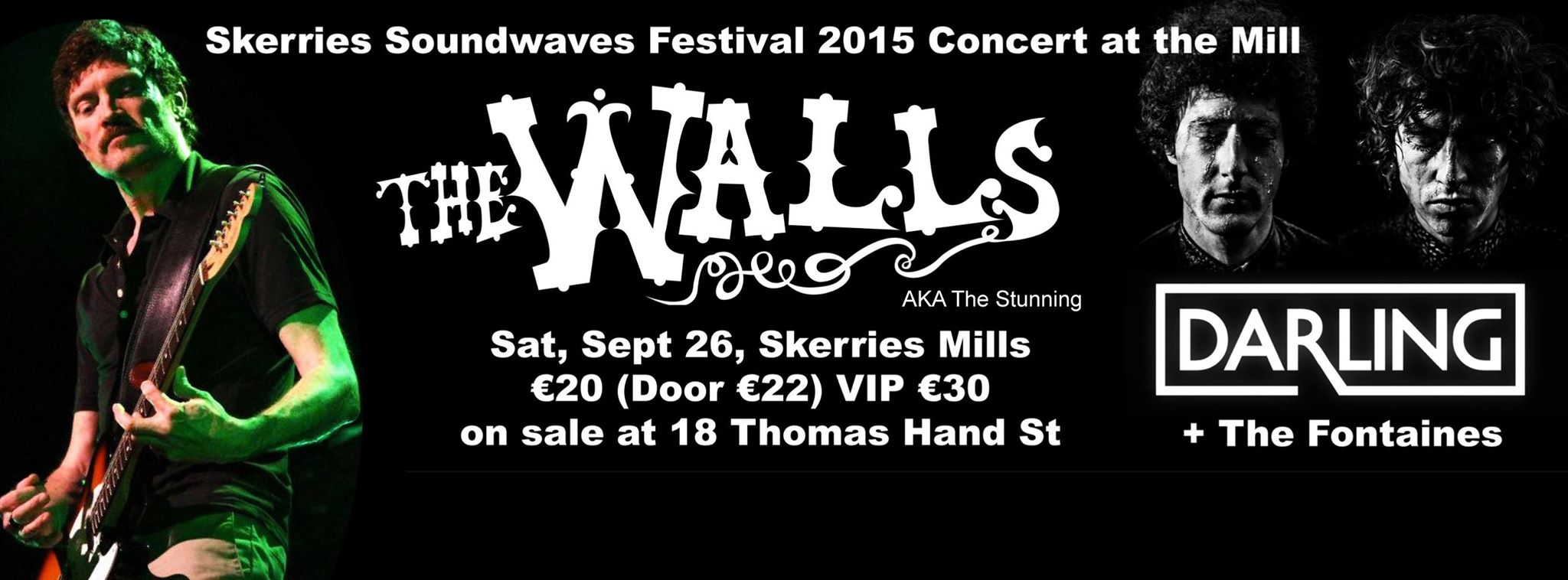 Soundwaves 2015 poster