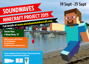 Soundwaves Minecraft 2015