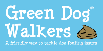 green dog walkers rectangle