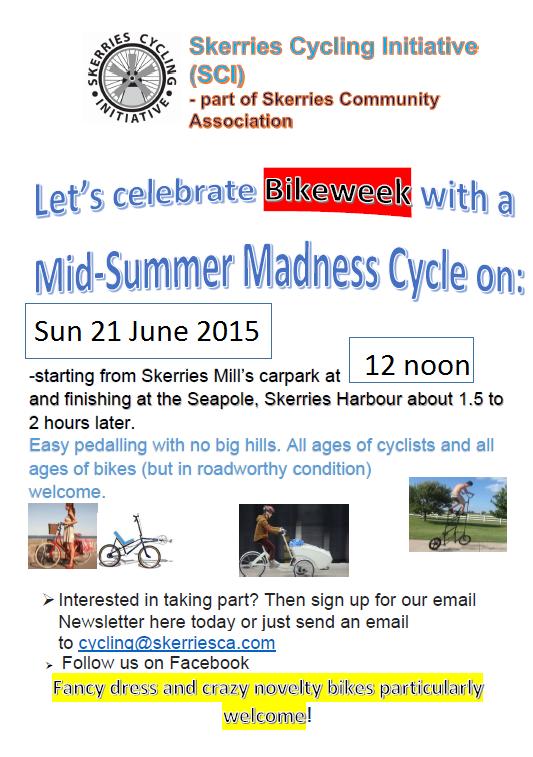 MidSummer Cycle 2015