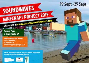 Soundwaves Minecraft 2015
